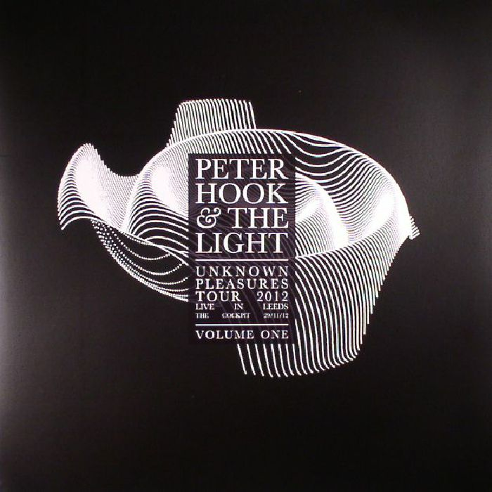 HOOK, Peter & THE LIGHT - Unknown Pleasures Tour 2012: Live In Leeds Volume 1 (Record Store Day 2017)