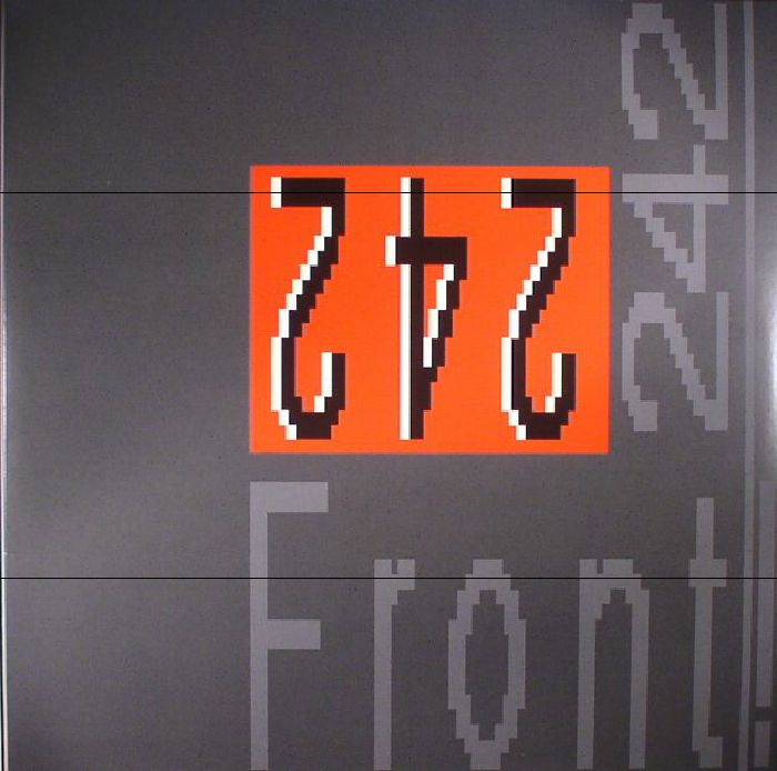 FRONT 242 - Front By Front (reissue)