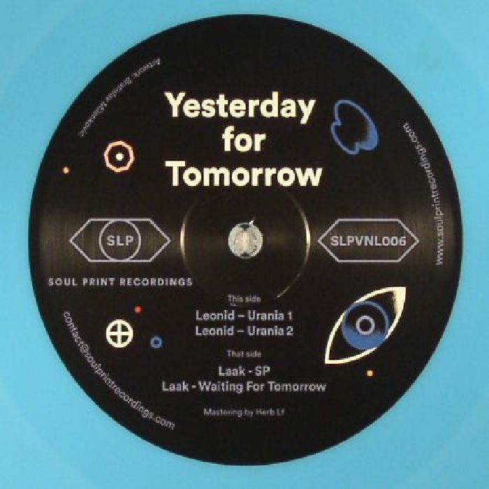 LEONID/LAAK - Yesterday For Tomorrow