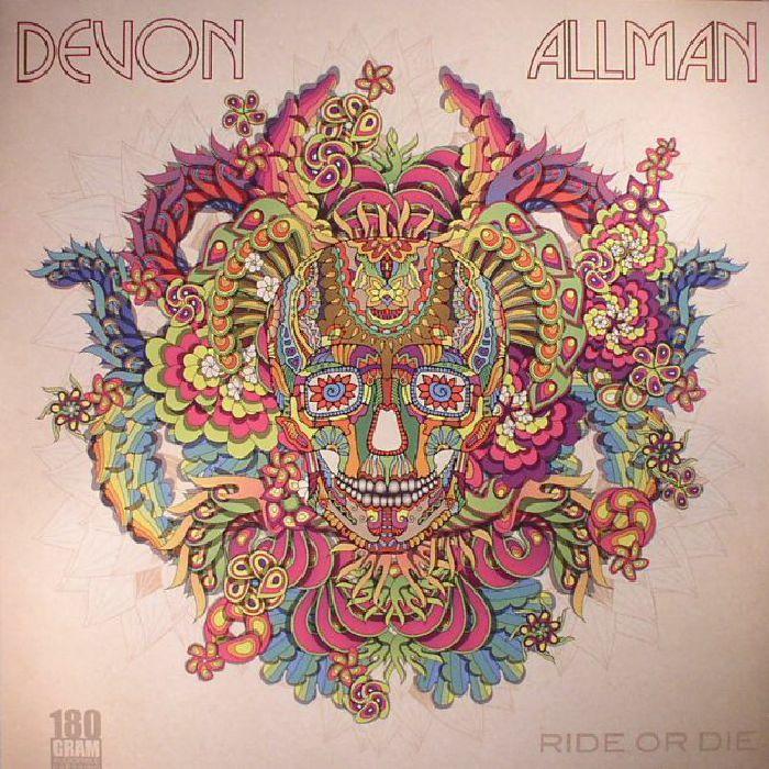 ALLMAN, Devon - Ride Or Die
