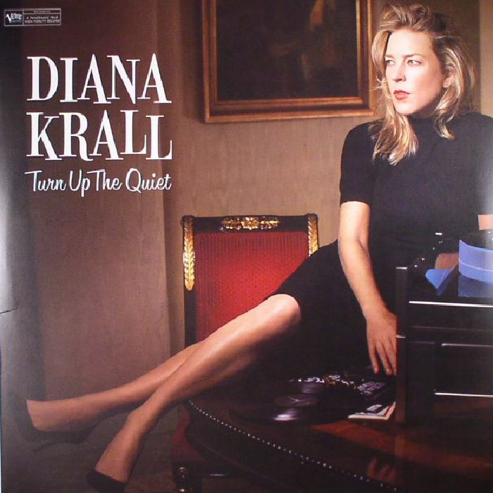 Diana Krall Turn Up The Quiet Vinyl At Juno Records