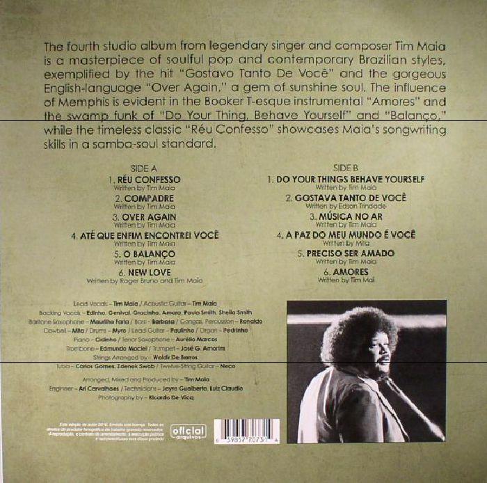 MAIA, Tim - 1973 (reissue)