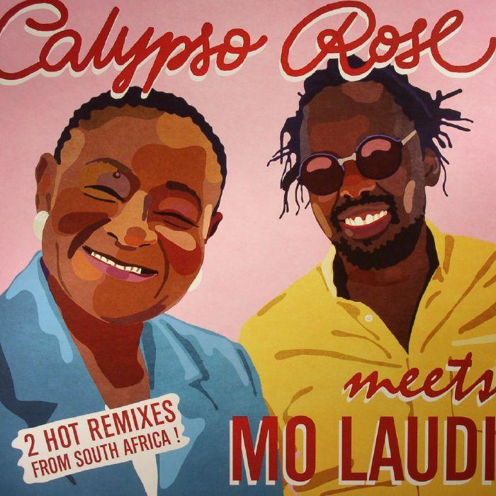 CALYPSO ROSE meets MO LAUDI - Calypso Queen/No Madame (Mo Laudi remixes) (Record Store Day 2017)