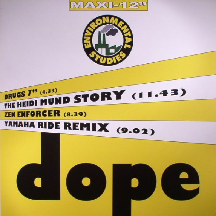 DOPE - Maxi (Record Store Day 2017)