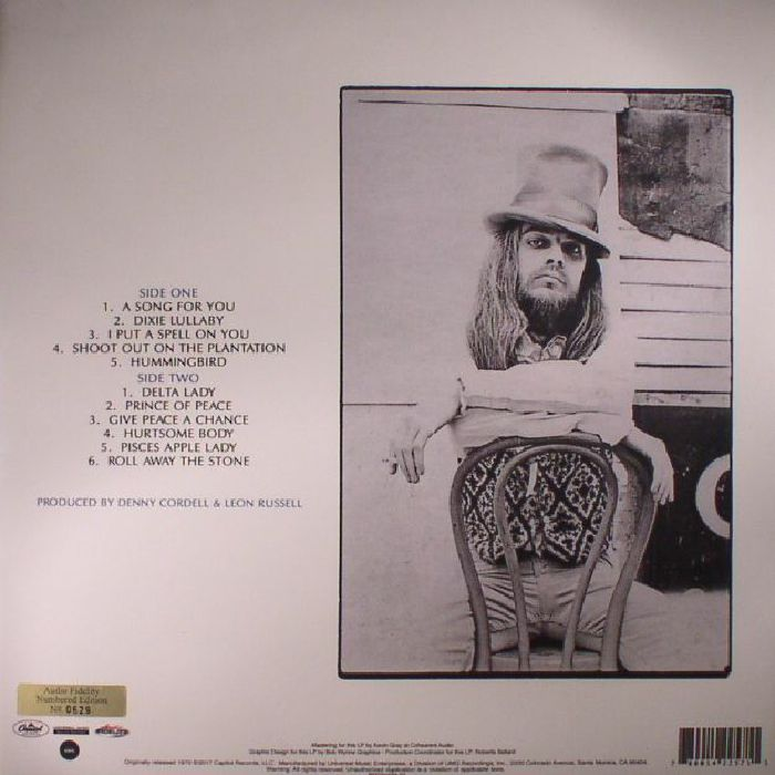 RUSSELL, Leon - Leon Russell