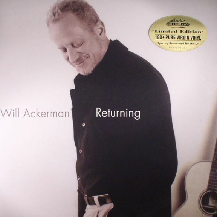 ACKERMAN, Will - Returning: Pieces For Guitar 1970-2004 (remastered)