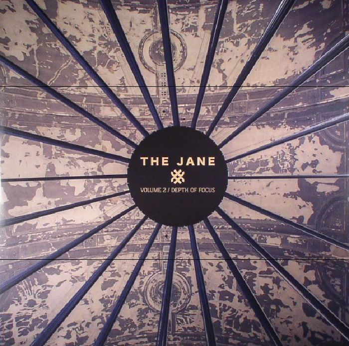 LANY, Maxim/NICK BRIL/VARIOUS - The Jane Volume 2/Depth Of Focus