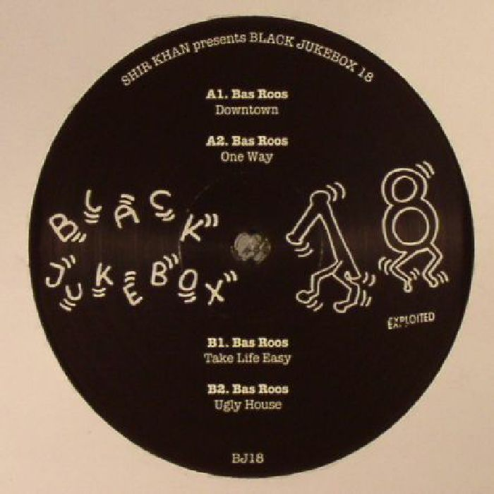 ROOS, Bas - Shir Khan Presents Black Jukebox 18
