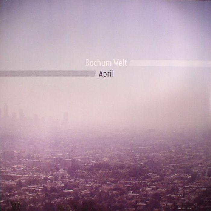BOCHUM WELT - April (Record Store Day 2017)