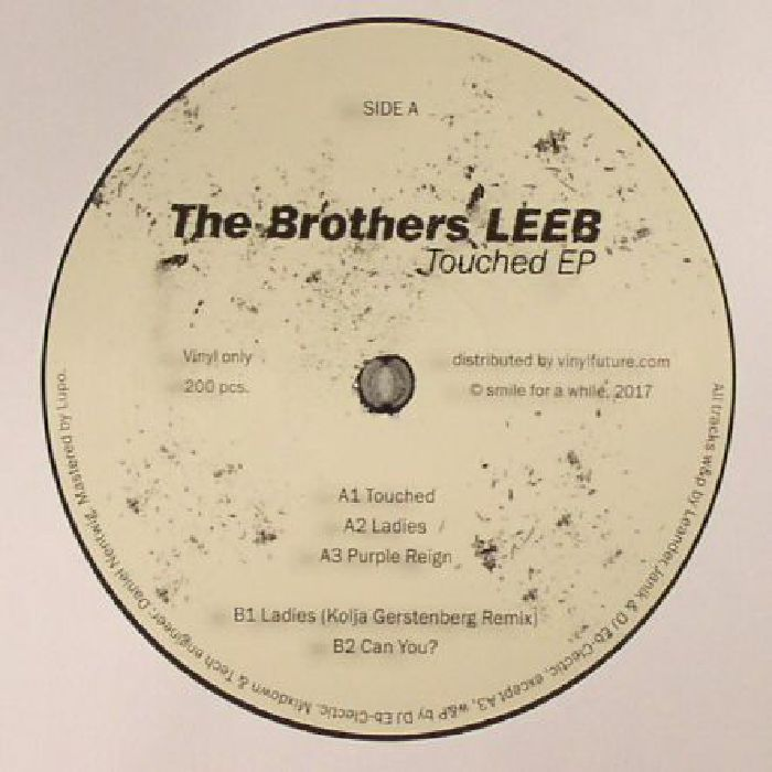 BROTHERS LEEB, The - Touched EP
