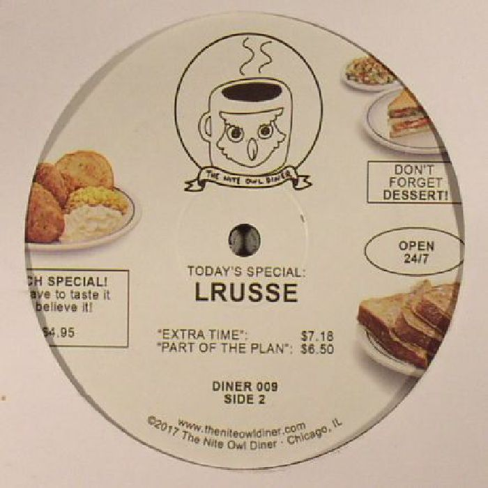 LRUSSE - Part Of The Plan