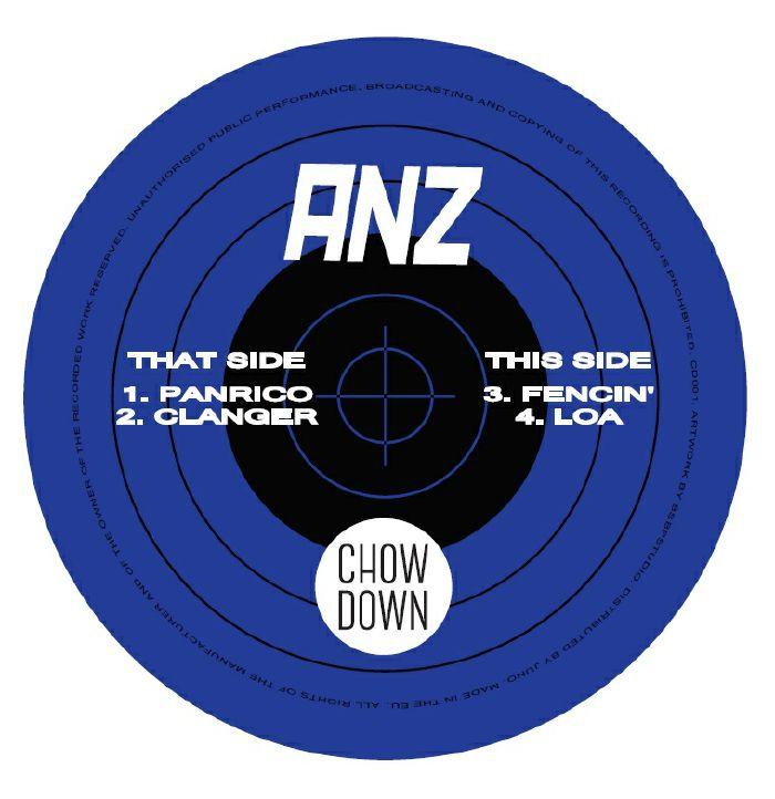 ANZ - Anz EP