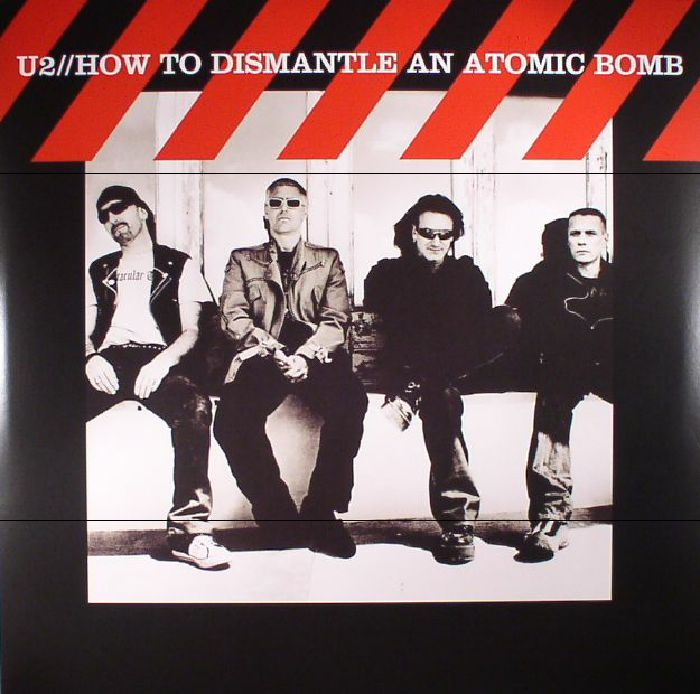 U2 - How To Dismantle An Atomic Bomb (remastered)