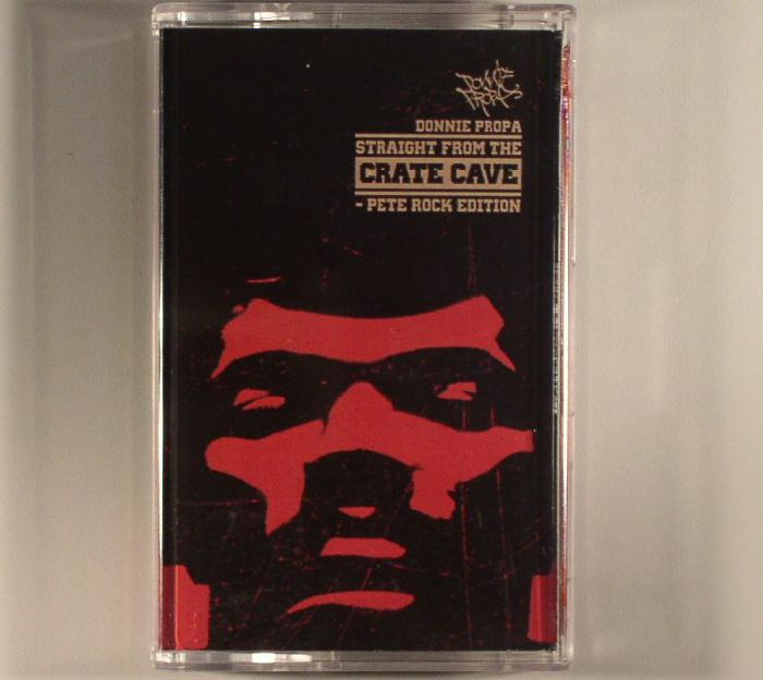 DONNIE PROPA - Straight From The Crate Cave: Pete Rock Edition