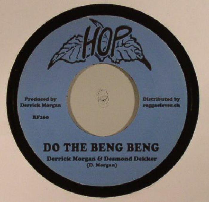 MORGAN, Derrick/DESMOND DEKKER/BEVERLEY'S ALL STARS - Do The Beng Beng