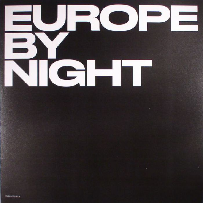 METRO RIDERS - Europe By Night