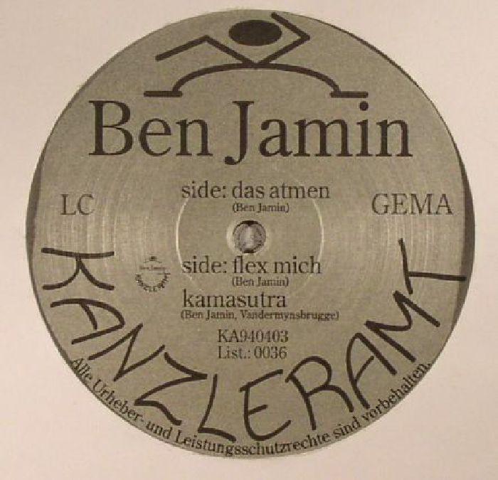 BEN JAMIN - Flex Mich