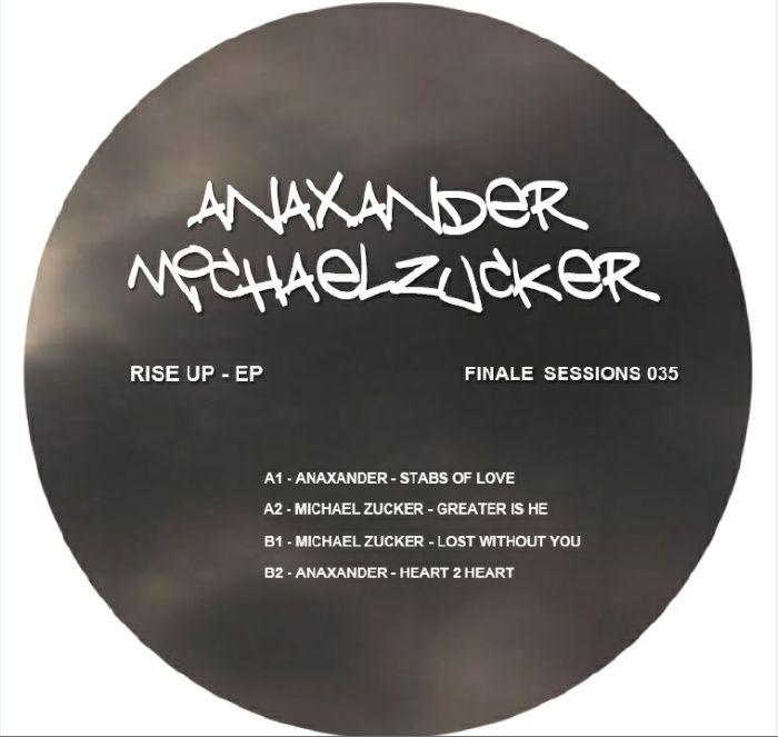 ANAXANDER/MICHAEL ZUCKER - Rise Up