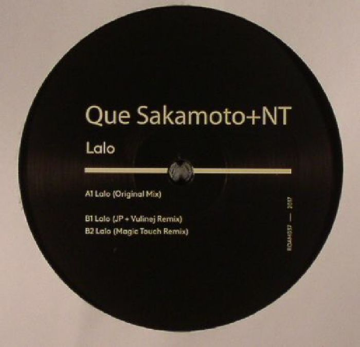 QUE SAKAMOTO & NT - Lalo