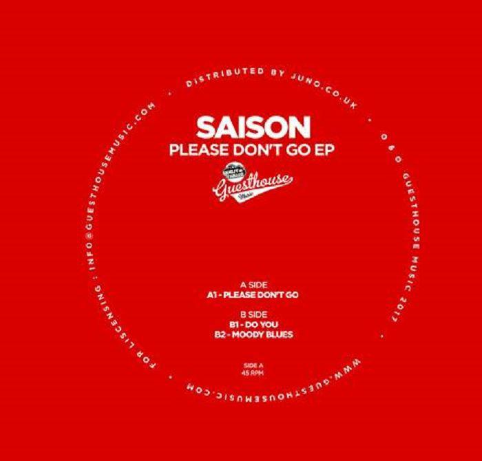 SAISON - Please Don't Go EP