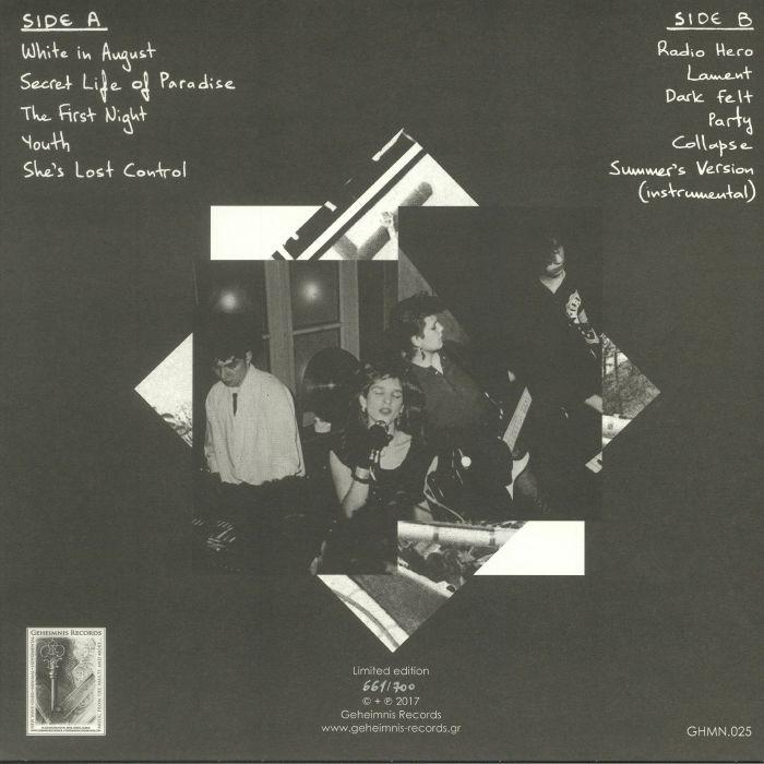 ALIVE SHE DIED - Viva Voce & Unreleased Tracks 1984-86