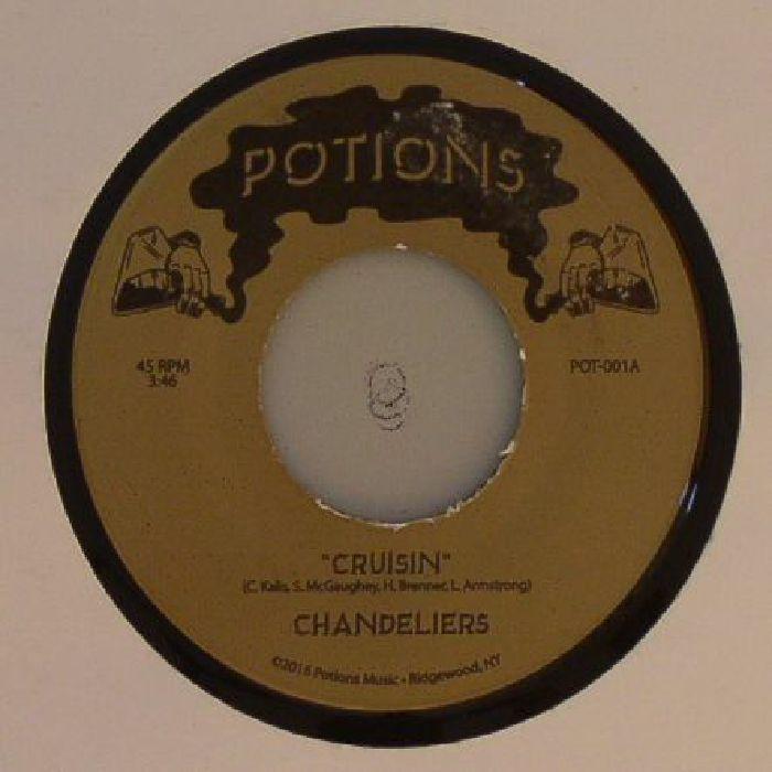 CHANDELIERS/SONGS FOR GODS - Cruisin/Boss