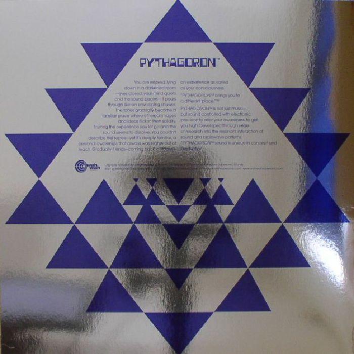 PYTHAGORON - Pythagoron (reissue)