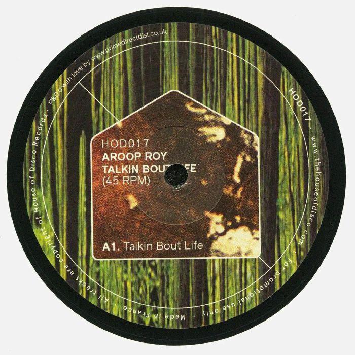 ROY, Aroop - Talkin Bout Life EP