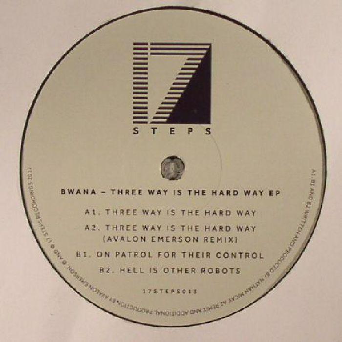 BWANA - Three Way Is The Hard Way EP