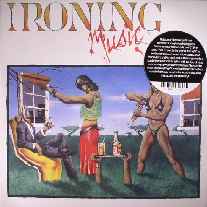 IRONING MUSIC - Ironing Music