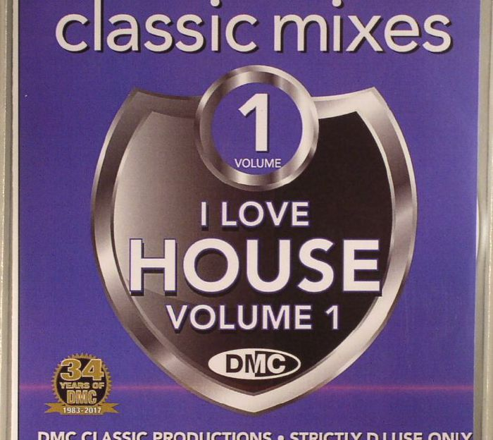 various classic mixes i love house volume 1 strictly dj ForClassic House Volume 1