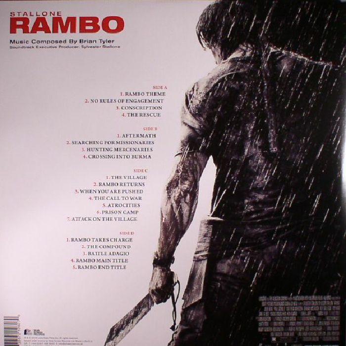 TYLER, Brian - Rambo (Soundtrack)