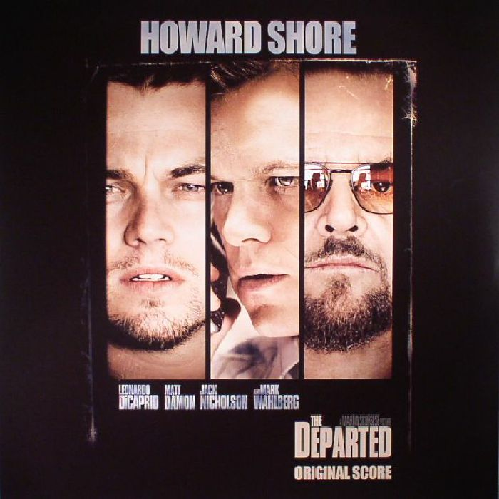 SHORE, Howard - The Departed (Soundtrack)