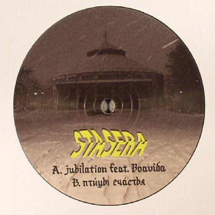 STASERA - Jubilation
