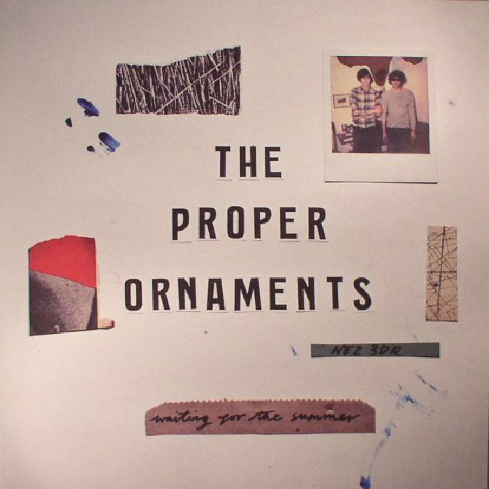 PROPER ORNAMENTS, The - Waiting For The Summer (Record Store Day 2017)