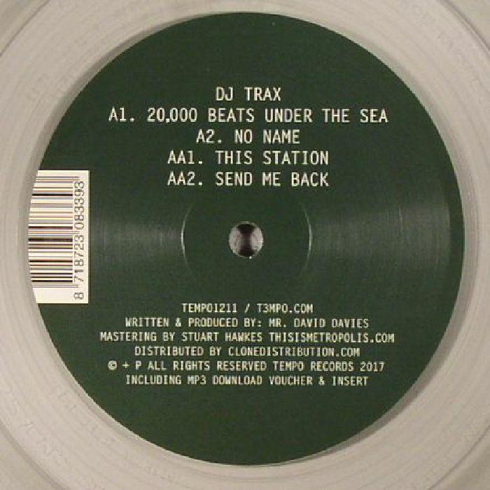 DJ TRAX 20 000 Beats Under The Sea vinyl at Juno Records