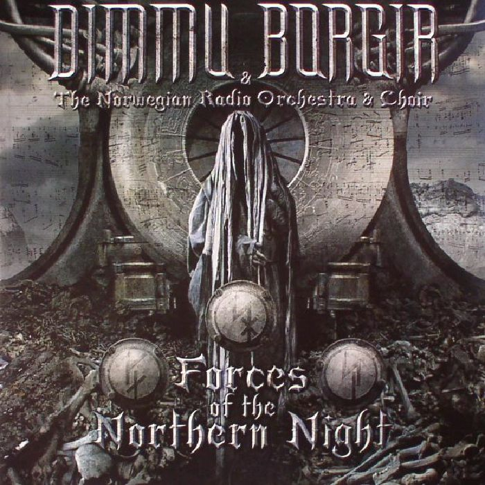 DIMMU BORGIR/THE NORWEGIAN RADIO ORCHESTRA & CHOIR - Forces Of The Northern Night