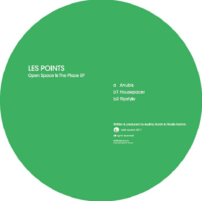 LES POINTS - Open Space Is The Place EP