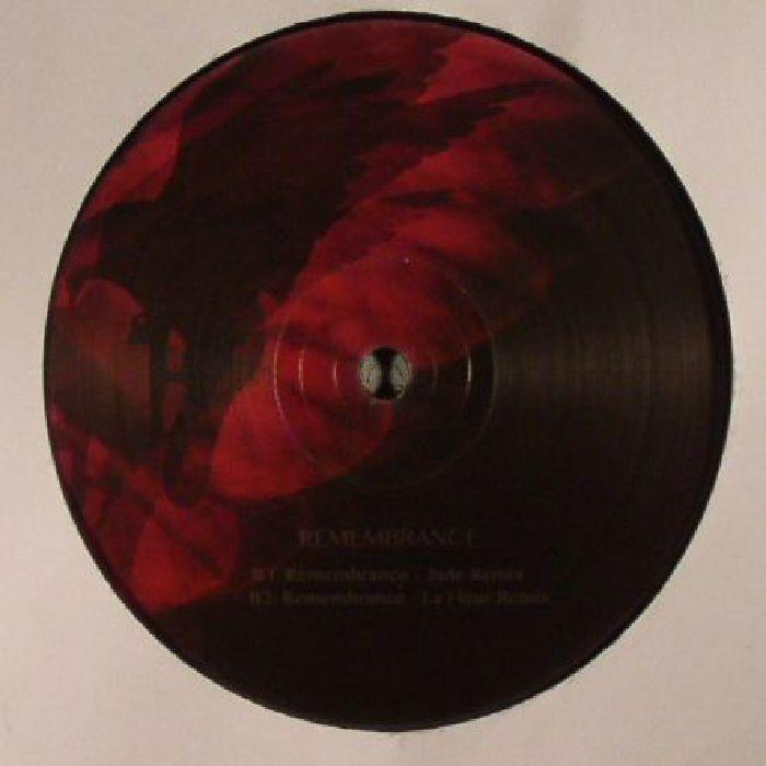 LOMBARDO, Francesca - Remembrance (remixes)