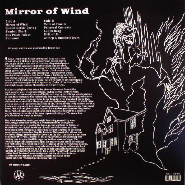 LEE, Jasper - Mirror Of Wind
