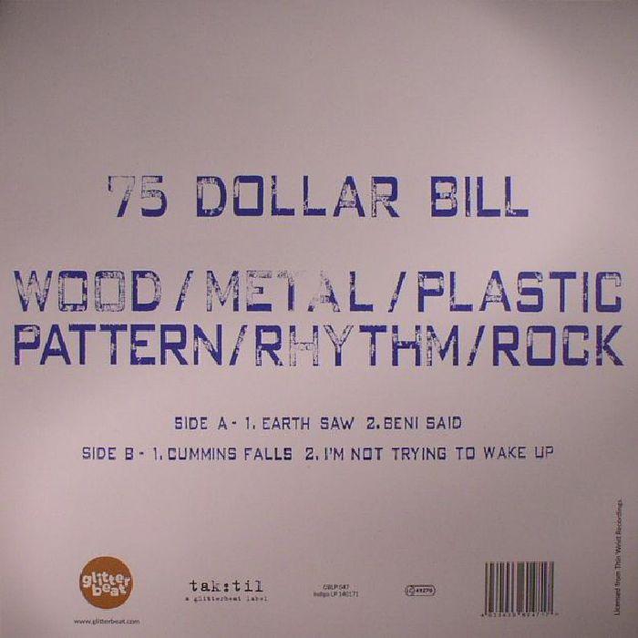 Download Dj Dollar Bill: 75 DOLLAR BILL Wood/Metal/Plastic/Pattern/Rhythm/Rock
