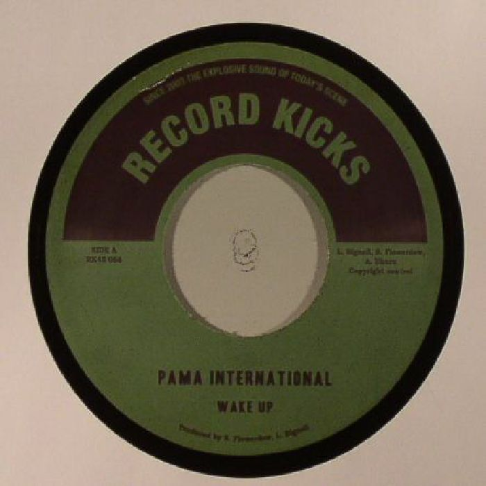 PAMA INTERNATIONAL - Wake Up