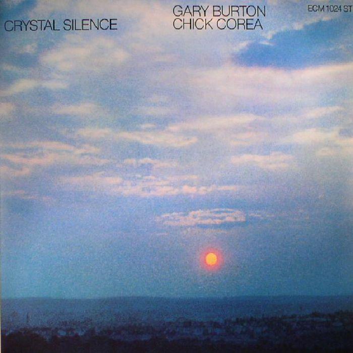 BURTON, Gary/CHICK COREA - Crystal Silence
