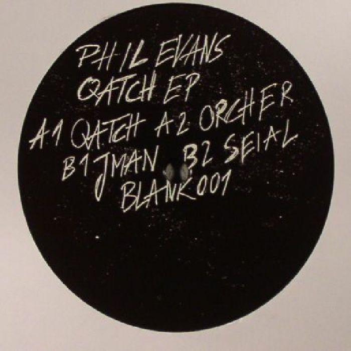 EVANS, Phil - Qatch EP