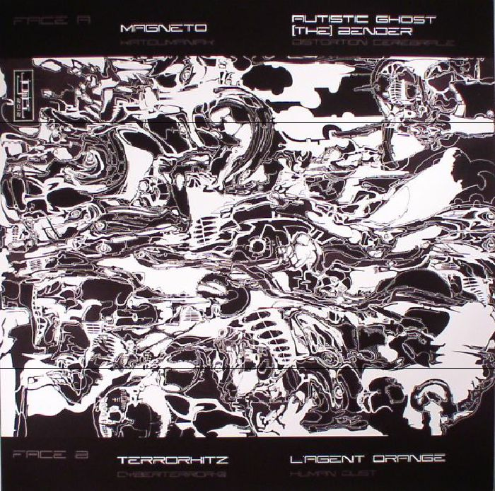 MAGNETO/AUTISTIC GHOST/THE BENDER/TERRORHITZ/L'AGENT ORANGE - Wave War 01
