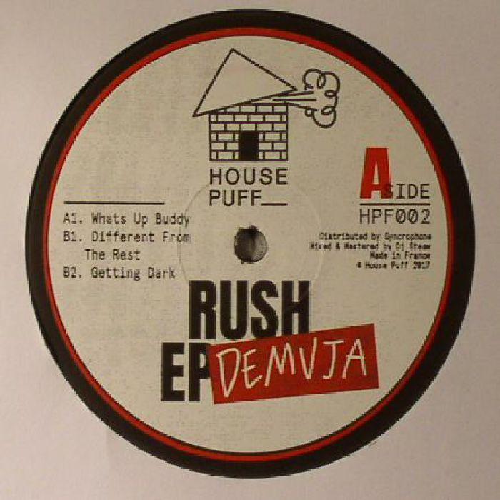 DEMUJA - Rush EP