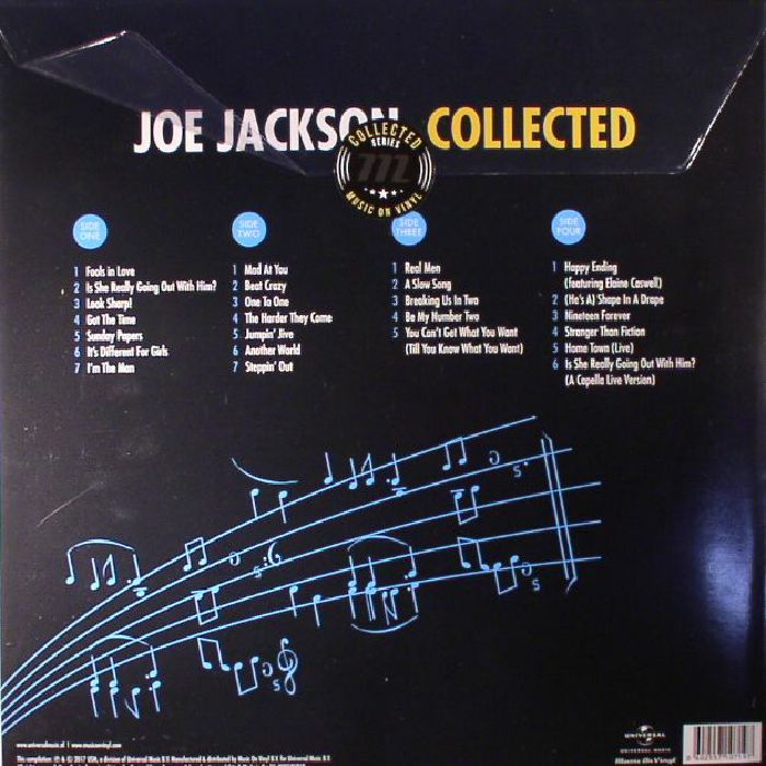JACKSON, Joe - Collected