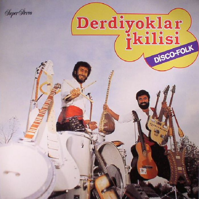 DERDIYOKLAR IKILISI - Disco Folk