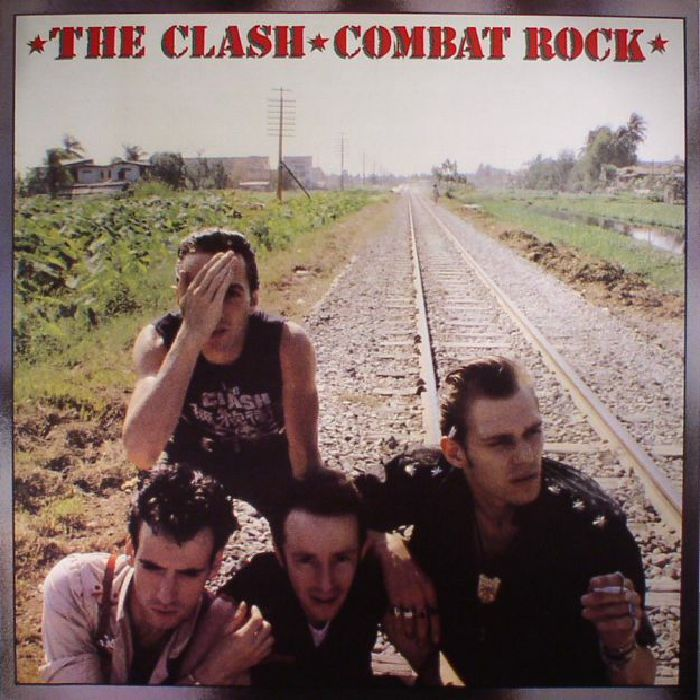 CLASH, The - Combat Rock (reissue)