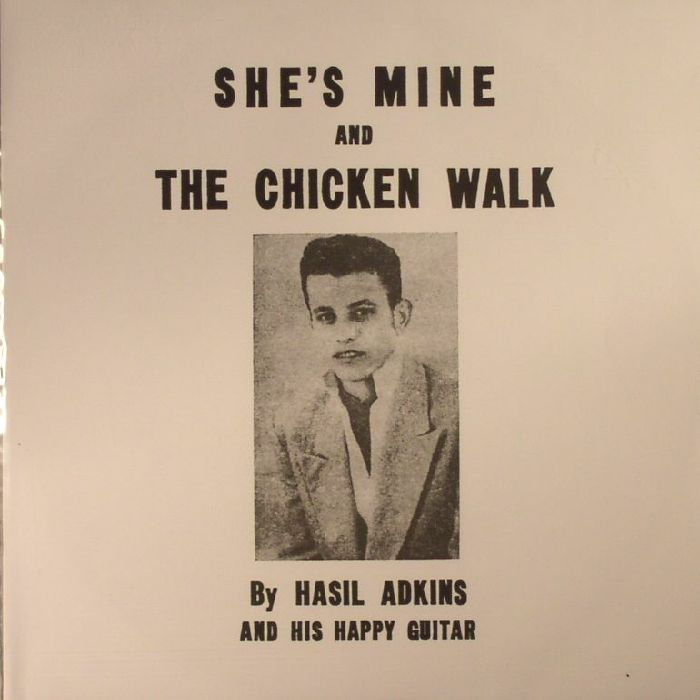 ADKINS, Hasil & HIS HAPPY GUITAR - She's Mine